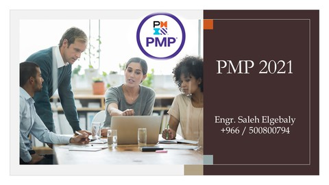 PMP 2021 - Preparation Course 6th Edition - 35 HRS