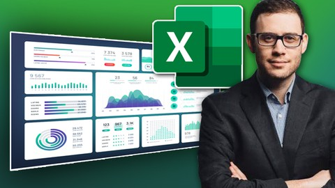 Microsoft Excel Dashboards & Data Visualization Mastery