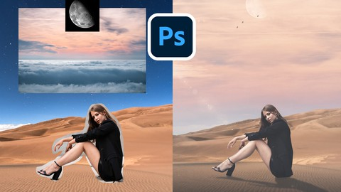 Photoshop Composite Beginnerclass: Learn From A Pro