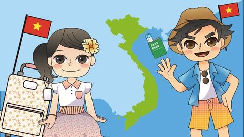 實用越南語:1.越南走透透,輕鬆學越語