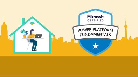 [NEW] PL-900 Microsoft Power Platforms- 5 practice tests