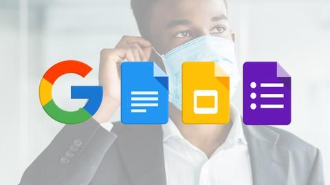 Ferramentas Google - Apresentações, Documentos e Formulários