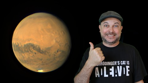 Astrophotography: Planetary Imaging Workshop with Mars!