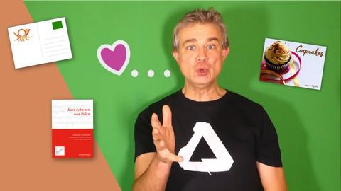 Lerne Affinity Publisher an attraktiven Beispielen kennen