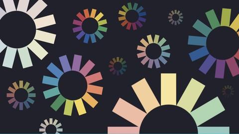 【初心者向け】独学でカラーコーディネートをマスターしたい人のためのトーン図の仕組みと カラーイメージの成り立ち