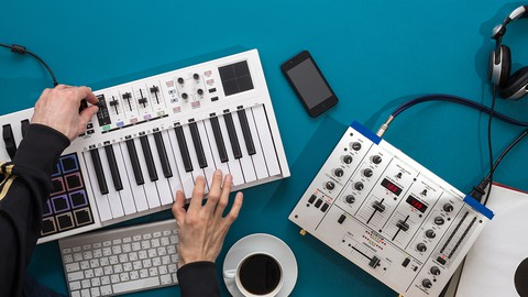 Ableton - Learn The Basics Of Music Production.