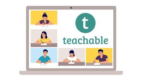 【初心者向け】手を動かしながら学ぶTeachable(ティーチャブル)でオンラインスクールを構築する方法
