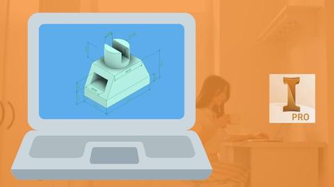 Autodesk Inventor 2021 - Para Novatos