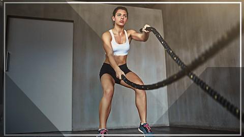 Fitness training course   Tabata, TRX, Functional Training