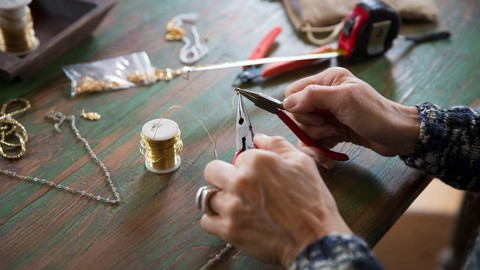 How to make jewelry with wire & Become a jewelry designer