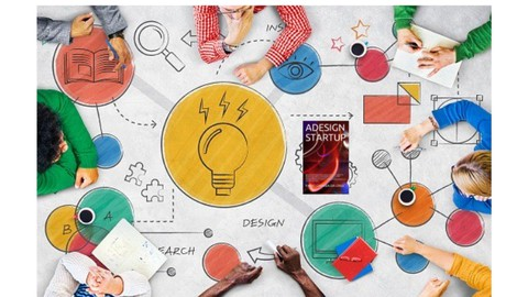 Inovação com a ADesign Startup ADS-F I para Design Thinking