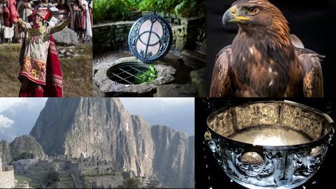 Working with Spirit Animals through Celtic & Inca Shamanism