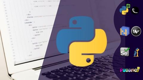 (35+Saat) Python | Sıfırdan Zirveye Programlama (2021)