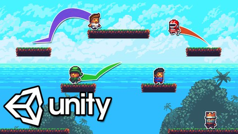 Learn To Create A Local Multiplayer Game In Unity