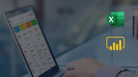 People Analytics com Excel & Power BI - Projeto Prático