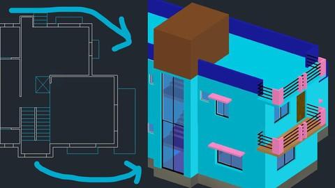 Autocad 2021 :- Professional 2D & 3D