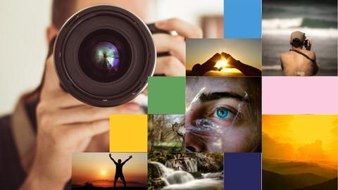 Curso de fotografía digital con prácticas. De novato a pro