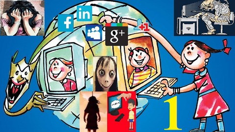 Cyber Safe Family - 1 : Must watch for You & Your Children.