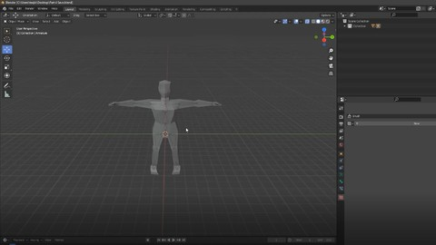 [Blender 2.91] Rigging and Weight Painting Tutorial