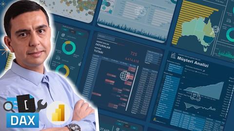 Power BI İle Güncel İş Senaryoları ve DAX Uygulamaları