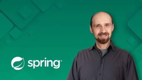 Java Spring Framework 5 - Build a Web App step by step