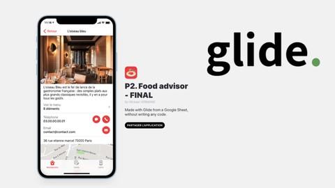 Créez une application mobile no-code avec Glide gratuitement