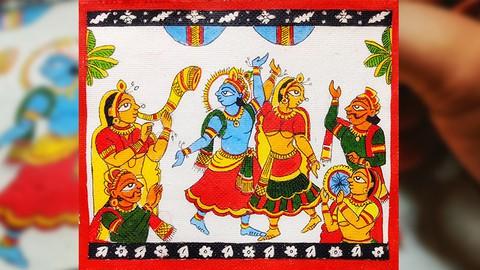Phad Rajashthani Painting: Indian Traditional Old Folk Art