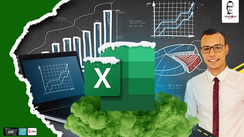 MS Excel Mastery: Complete Training-Beginner to intermediate