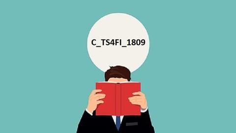 LEARN SAP FI C_TS4FI_1809