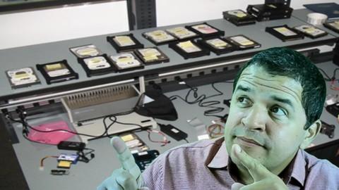 Computação Forense em Mídias (não voláteis)
