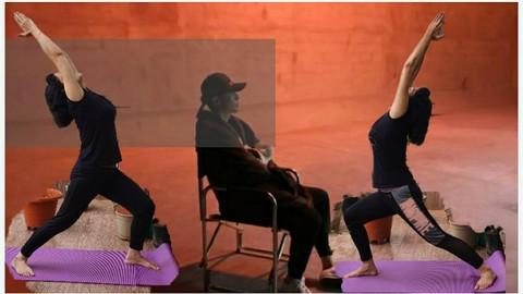 Simple Exercises & Yoga for Lockdown & The Back Saga Part 1
