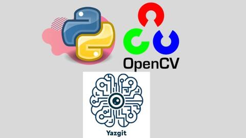 OpenCV Python Dersleri (A-Z)  | YAZGİT