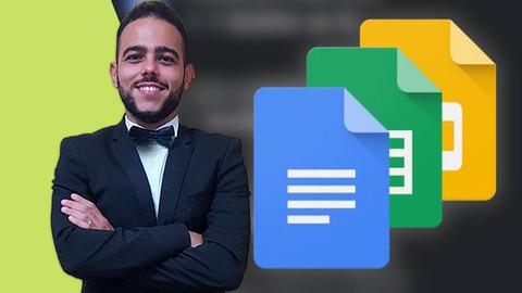 Google OFFICE: Documentos, Apresentações e Planilhas