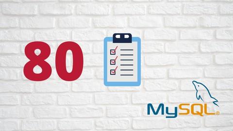 MySQL | ponad 80 praktycznych ćwiczeń + odpowiedzi