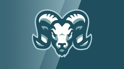 Learn to create a professional Sports and Mascot logo