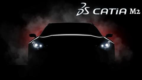 CATIA V5 R20- Complete Part Modelling Course- Module 2