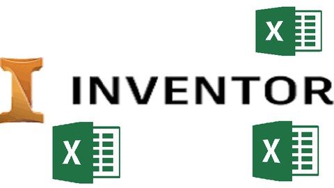 Autodesk Inventor  e Excel Fórmulas