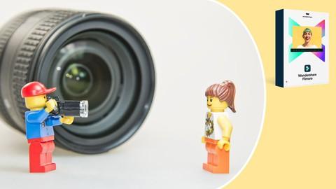 Filmora Wondershare Videobearbeitung - Komplettkurs