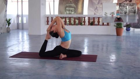 P-TAK : Water Element Hatha Yoga Asana Sequence