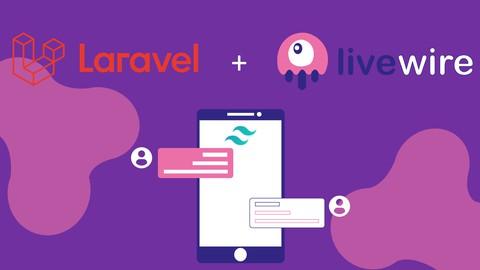 Crea un chat en vivo con Laravel, Livewire y Tailwind css