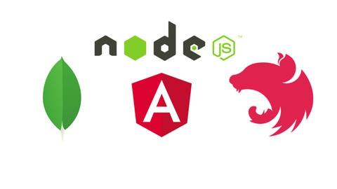 Build Modern MEAN Stack Web App