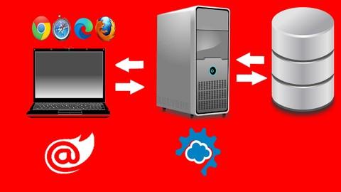 Aprende Blazor WebAssembly + Web API + SQL Server