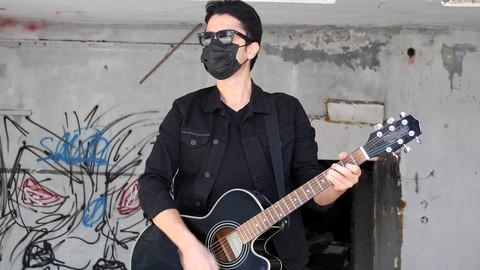 Deniz Demiröz - Akustik Gitar Eğitimi