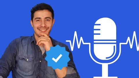 Crea y lanza tu Podcast ( sin invertir en equipos )
