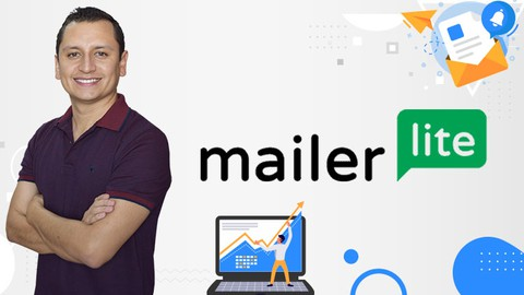 Como hacer Email Marketing con Mailerlite | Curso completo