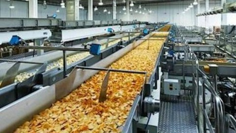 Supply Chain Management : Food Processing Industry