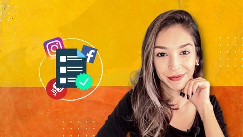 Planejamento de Conteúdo para redes sociais 2021