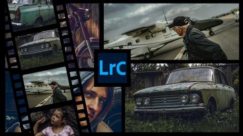 Dramatic Art Cine Photography in Lightroom