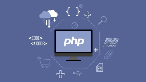 4in1- PHP + OOP + SQL + PROJECT    مطور مواقع بلغة بي اتش بي
