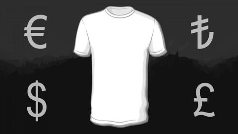 T-Shirt Tasarla Sat | Tişho,Teespring,Redbubble (Sermayesiz)
